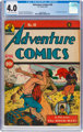 Adventure Comics #49 (DC, 1940) CGC VG 4.0 Cream to off-white pages