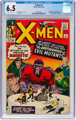 X-Men #4 (Marvel, 1964) CGC FN+ 6.5 Off-white to white pages