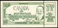 Canadian Currency, Canada Diefendollar 92.5¢ 1962 anti-Prime Minister John DiefenbakerPolitical Satire Note.. ...
