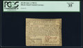 Colonial Notes:Rhode Island, Fully Signed Rhode Island July 2, 1780 $2 PCGS Very Fine 35.. ...