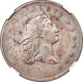 Early Dollars, 1794 $1 B-1, BB-1, R.4 -- Repaired, Damaged -- NGC Details. VF.. ...