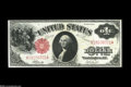 Large Size:Group Lots, Fr. 37 $1 1917 Legal Tender XF-AU Fr. 914 $10 1914 Federal Reserve Note XF-AU. ... (2 notes)
