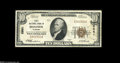 National Bank Notes:Alabama, Bessemer, AL - $10 1929 Ty. 1 First NB Ch. # 6961 A none-too-common Bessemer bank in small size, with hardly enough not...