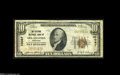 National Bank Notes:Arkansas, Arkadelphia, AR - $10 1929 Ty. 1 The Citizens NB Ch. # 10087 A Very Fine note from the only issuer in this Clark Cou...
