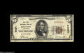Malvern, AR - $5 1929 Ty. 1 The First NB Ch. # 7634 A just plain rare note from this small Hot Spring County bank, the...