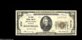 National Bank Notes:Colorado, Durango, CO - $20 1929 Ty. 1 The Burns NB Ch. # 9797 A niceFine-Very Fine from a Colorado mining community. Likely...