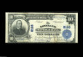 National Bank Notes:Colorado, Loveland, CO - $10 1902 Plain Back Fr. 625 The Loveland NB Ch. #8116 The scarcest of Loveland's three issuing banks, w...