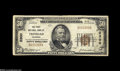 National Bank Notes:Colorado, Trinidad, CO - $50 1929 Ty. 1 The First NB Ch. # 2300 ThisFine-Very Fine is from the 389th of 492 sheets printed o...