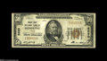 National Bank Notes:Hawaii, Honolulu, HI - $50 1929 Ty. 1 Bishop First NB Ch. # 5550 A decent, evenly circulated high denomination example from thi...