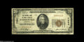 National Bank Notes:Kentucky, Barbourville, KY - $20 1929 Ty. 1 The NB of John A. Black Ch. #7284 One of the great private name banks, with small no...
