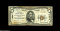 National Bank Notes:Kentucky, Barbourville, KY - $5 1929 Ty. 2 The Union NB Ch. # 13906 A tougherhigh charter bank, with this example the only circu...