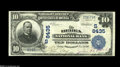 National Bank Notes:Kentucky, Berea, KY - $10 1902 Plain Back Fr. 626 The Berea NB Ch. # (S)8435A high grade piece which is listed as the nicest of ...