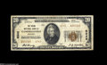 National Bank Notes:Kentucky, Campbellsville, KY - $20 1929 Ty. 2 The Taylor NB Ch. # 6342 A niceexample which is only the second Type 2 $20 to be r...