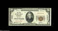 National Bank Notes:Kentucky, Corbin, KY - $20 1929 Ty. 1 The First NB Ch. # 7544 By far thescarcer of this small coal mining community's two issuin...