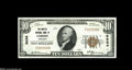 National Bank Notes:Kentucky, Corbin, KY - $10 1929 Ty. 1 The Whitley NB Ch. # 9634 A very highgrade example of the only denomination issued from he...