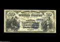 National Bank Notes:Kentucky, Cynthiana, KY - $20 1882 Value Back Fr. 581 The Farmers NB Ch. #(S)2560 A decent Value Back which is as nice or nicer ...