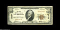National Bank Notes:Kentucky, East Bernstadt, KY - $10 1929 Ty. 1 The First NB Ch. # 10254 A veryscarce southeast Kentucky note from the only bank i...