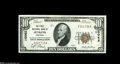 National Bank Notes:Kentucky, Jenkins, KY - $10 1929 Ty. 1 The Jenkins NB Ch. # 10062 A gorgeous,crackling-fresh well-centered example which is as n...