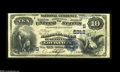 National Bank Notes:Kentucky, Louisville, KY - $10 1882 Date Back Fr. 545 The NB Ch. #(S)5312 Anicely margined Second Charter Date Back from this hi...
