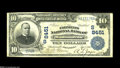 National Bank Notes:Kentucky, Madisonville, KY - $10 1902 Date Back Fr. 618 The Farmers NB Ch. #(S)8451 A very scarce bank in large size, where the ...