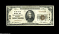 National Bank Notes:Kentucky, Mount Sterling, KY - $20 1929 Ty. 1 The Mt. Sterling NB Ch. # 2185A well-margined Very Fine free from any impairme...