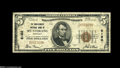 National Bank Notes:Kentucky, Mount Sterling, KY - $5 1929 Ty. 1 The Montgomery NB Ch. # 6160This bank issued only the $5 denomination in both Type ...