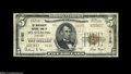 National Bank Notes:Kentucky, Mount Sterling, KY - $5 1929 Ty. 2 The Montgomery NB Ch. # 6160 Alower grade than the note above, but without the stai...