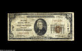 National Bank Notes:Kentucky, Springfield, KY - $20 1929 Ty. 1 The First NB Ch. # 1767 Theappearance of this $20 bumps the census up to 12 Small for...