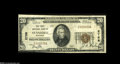 National Bank Notes:Kentucky, Stanford, KY - $20 1929 Ty. 1 The First NB Ch. # 2788 A very scarceSeries 1929 note with the Kelly census listing just...