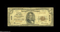 National Bank Notes:Kentucky, Lebanon, KY - $10 1902 Plain Back Fr. 631 The Marion NB Ch. # 2150Fine Lexington, KY - $5 1902 Plain Back Fr. ... (3 notes)