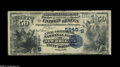 New Orleans, LA - $50 1882 Value Back Fr. 586 Canal-Commercial NB Ch. # (S)5649 A recently discovered specimen of this...