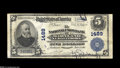 National Bank Notes:Maryland, A Third Charter Baltimore Trio Baltimore, MD - $5 1902 Plain BackFr. 598 National Union Bank Ch. # 1489 F-VF Baltimore, M... (3notes)