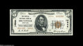 National Bank Notes:Maryland, Brunswick, MD - $5 1929 Ty. 2 The Peoples NB Ch. # 14044 A lovelyexample from a 14000 charter bank, a collecting theme...