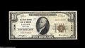 National Bank Notes:Maryland, Old Line State 1929 National Bank Notes Cumberland, MD - $20 1929Ty. 1 Second NB Ch. # 1519 VF Easton, MD - $10 1929 Ty. ... (3notes)