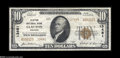 National Bank Notes:Missouri, Clayton, MO - $10 1929 Ty. 2 Clayton NB Ch. # 13481 This was thelast of the three banks in this upmarket St. Louis sub...
