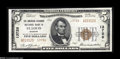 National Bank Notes:Missouri, Saint Louis, MO - $5 1929 Ty. 2 The American Exchange NB Ch. #13726 Strong embossing is found on this unreported $5 th...