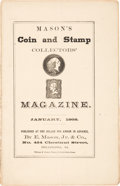 Books, Mason & Wells, and Mason & Co. [publishers]. Mason'sCoin and Stamp Collectors' Magazine. ...