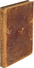 Books, [Ramsey (Hayes), Lizzie]. Engraved Bank Note Elements Clipped from Unused Bank Notes. ...