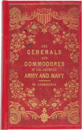 Books, Wyatt, Thomas. Memoirs of the Generals, Commodores, and Other Commanders, Who Distinguished Themselves in the American...