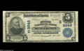 National Bank Notes:North Carolina, Burlington, NC - $5 1902 Plain Back Fr. 600 The First NB Ch. # (S)8649 This note is listed in the Kelly census of 12 La...