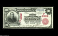 Albany, OR - $10 1902 Red Seal Fr. 613 The First NB Ch. # (P)2928 This is a note that dreams are made of, with its eye...