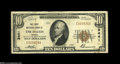 National Bank Notes:Oregon, The Dalles, OR - $10 1929 Ty. 1 The First NB Ch. # 3441 An always sought-after note from the only collectible bank in t...