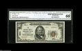National Bank Notes:Pennsylvania, Brookville, PA - $50 1929 Ty. 2 The NB of Brookville Ch. # 3051 AnyType 2 fifty from outside of San Francisco is a gen...