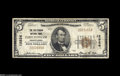 National Bank Notes:Pennsylvania, Cheltenham, PA - $5 1929 Ty. 1 The Cheltenham NB Ch. # 12526 This$5 is present in the census of 9 Small for this bank ...