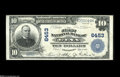 National Bank Notes:Pennsylvania, Etna, PA - $10 1902 Plain Back Fr. 624 The First NB Ch. # 6453 Thisinstitution was the only federally chartered bank ...
