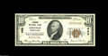 National Bank Notes:Pennsylvania, Lebanon, PA - $10 1929 Ty. 1 The Lebanon NB Ch. # 680 This scarcebank from much collected Lebanon County is downright ...