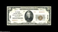 National Bank Notes:Pennsylvania, Mechanicsburg, PA - $20 1929 Ty. 2 The Second NB Ch. # 326 Whilethree federally chartered banks were located here, th...
