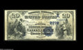 National Bank Notes:Pennsylvania, Pittsburgh, PA - $20 1882 Date Back Fr. 552 The Duquesne NB Ch.#(E)2278 The bottom margin is a bit tight on this othe...
