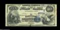 National Bank Notes:Pennsylvania, Punxsutawney, PA - $10 1882 Date Back Fr. 545 The Punxsutawney NBCh. #(E)5702 A Fine note from an elusive bank, wi...