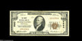 National Bank Notes:Pennsylvania, Punxsutawney, PA - $10 1929 Ty. 1 The County NB Ch. # 9863 A Fine-Very Fine note with a hint of margin roughness a...